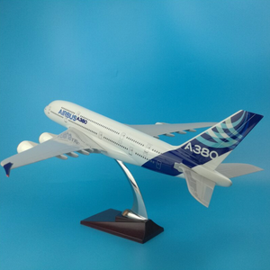 Airbus A380 Original Livery Airplane Model (Special Model 45CM)