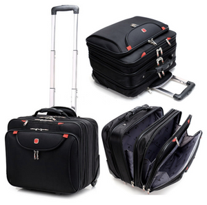 Multi-Functional Super Quality Pilot & Cabin Size Travellers Bag