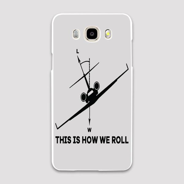 This Is How We Roll Designed Samsung C & J Cases