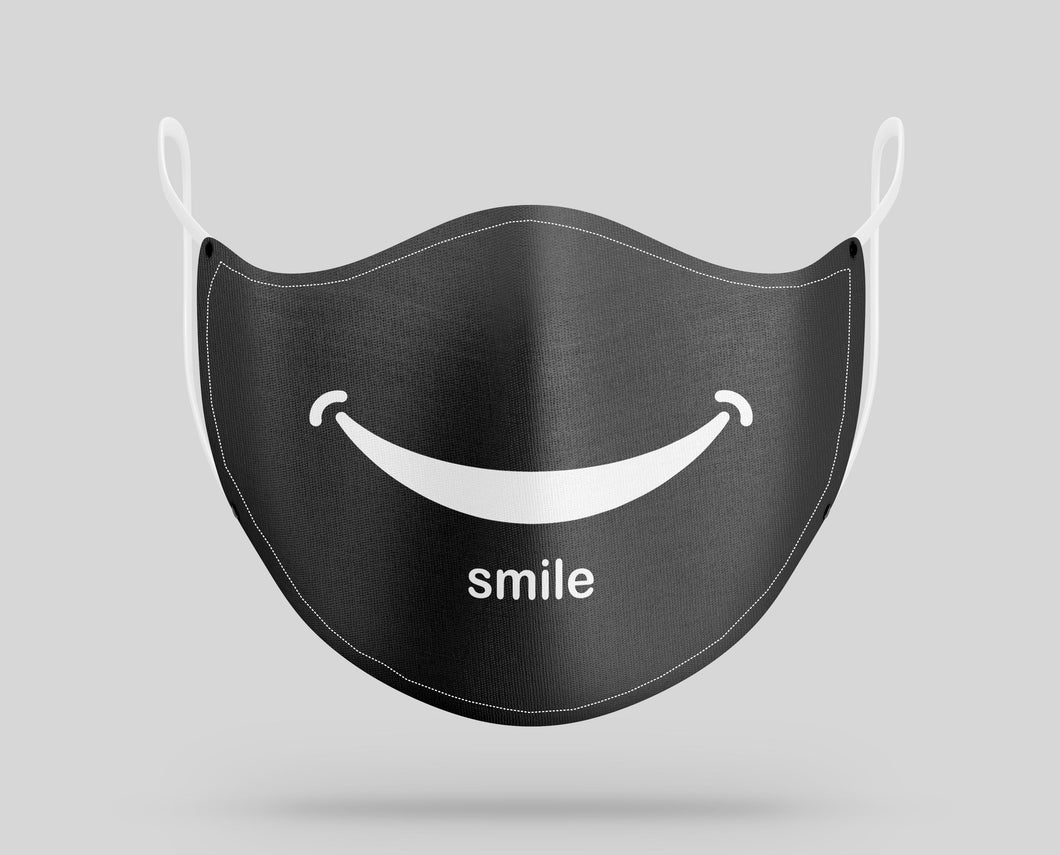 Simply Smile Designed Face Masks