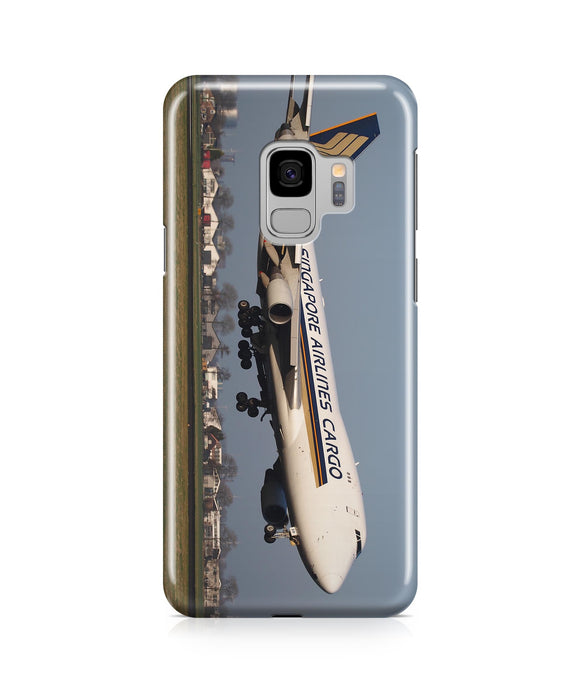 Singapore Airlines Cargo Boeing 747 Printed Samsung J Cases
