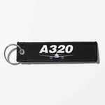 Super Airbus A320 Designed Key Chains