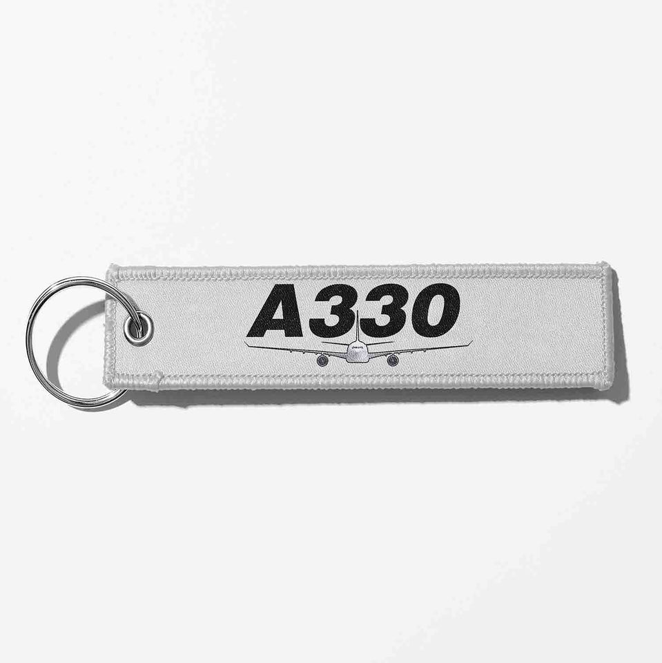 Super Airbus A330 Designed Key Chains