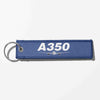 Super Airbus A350 Designed Key Chains