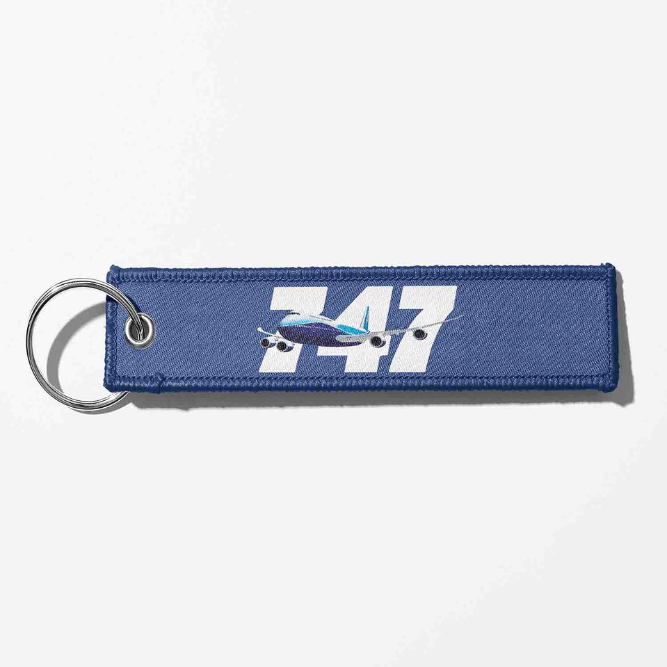 Super Boeing 747 Designed Key Chains