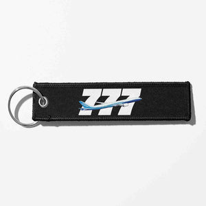 Super Boeing 777 Designed Key Chains