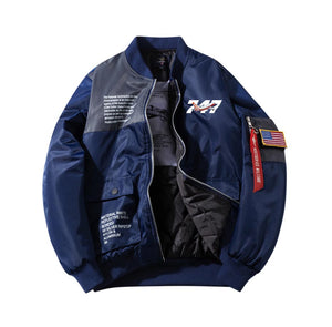 Super Boeing 747-800 Intercontinental Designed Special Jackets (Customizable FLAG)