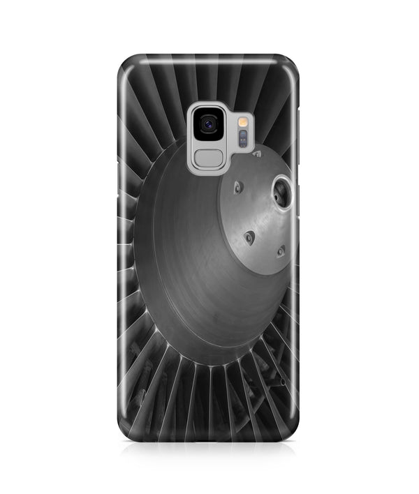 Super View of Jet Engine Printed Samsung J Cases