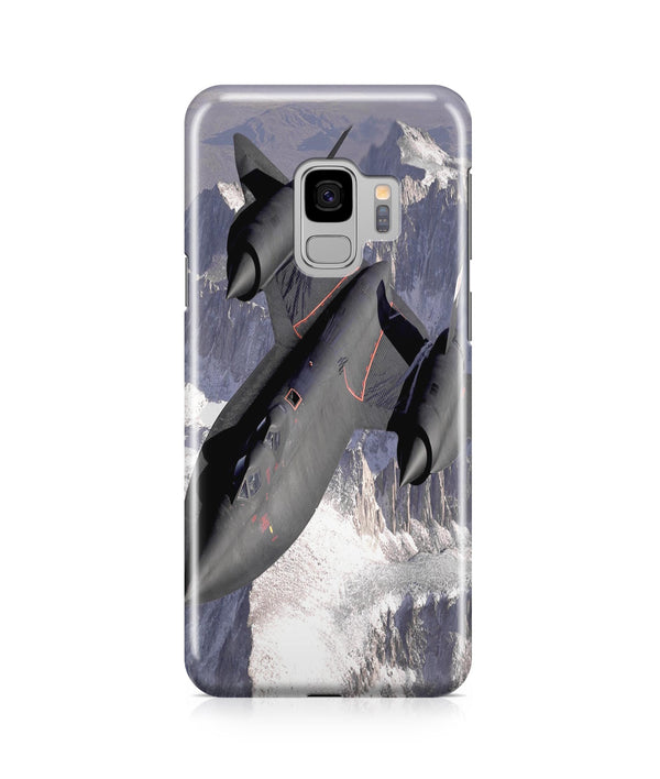 Supersonic Fighter Printed Samsung J Cases