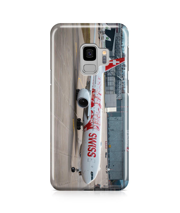 Swiss Airlines Boeing 777 Printed Samsung J Cases