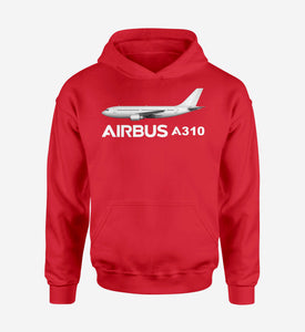 The Airbus A310 Designed Hoodies