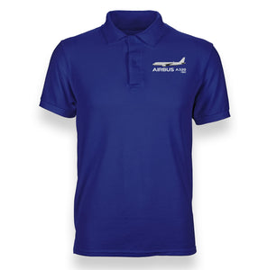 The Airbus A320neo Designed Polo T-Shirts