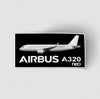 The Airbus A320neo Designed Stickers
