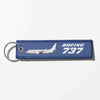 The Boeing 737 Designed Key Chains