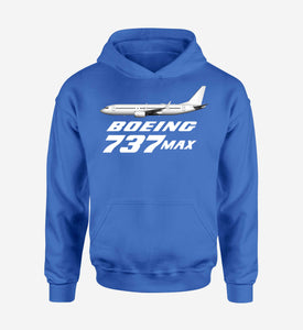 The Boeing 737Max Designed Hoodies