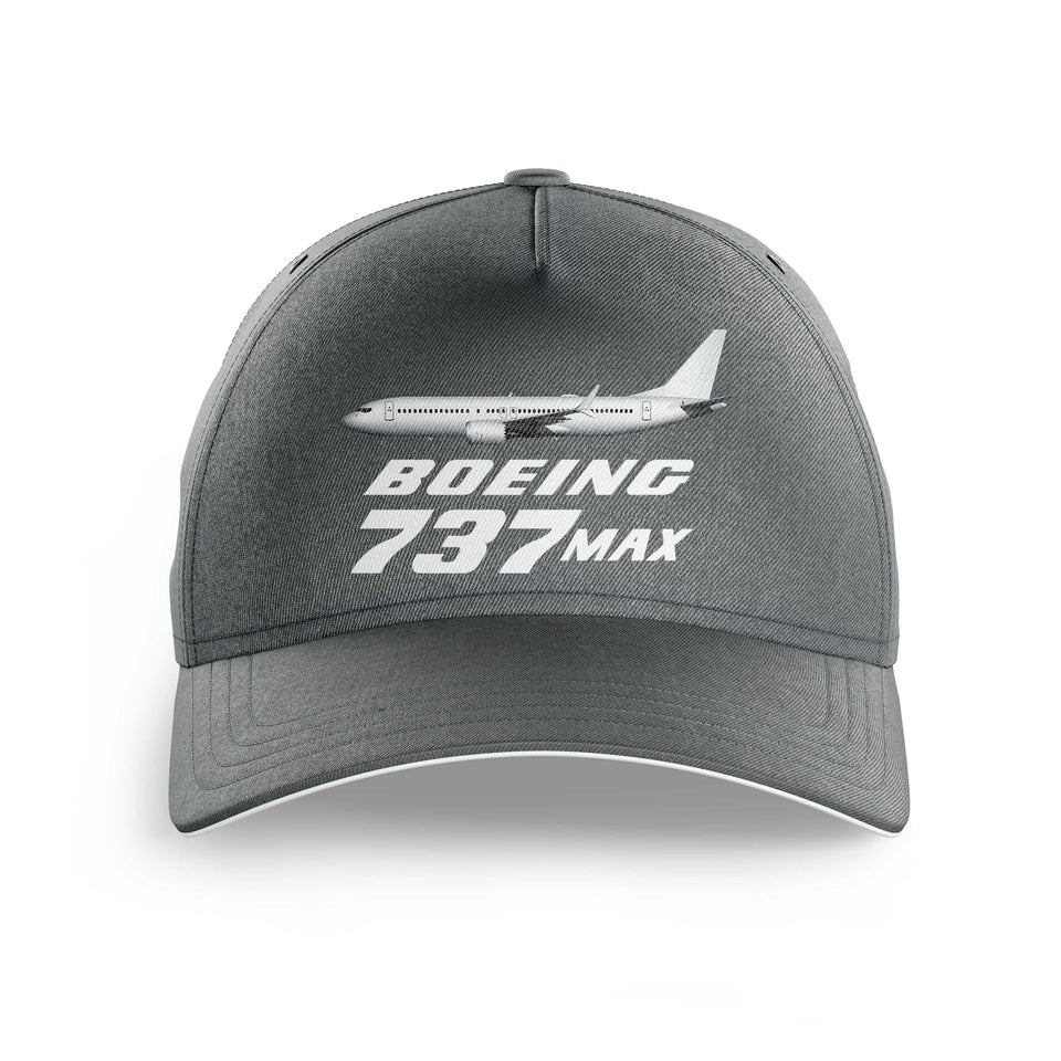 The Boeing 737Max Designed Tank Tops