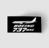 The Boeing 737Max Designed Stickers