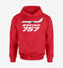 The Boeing 757 Designed Hoodies