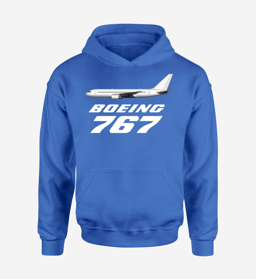 The Boeing 767 Designed Hoodies
