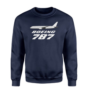 The Boeing 787 Designed Polo T-Shirts