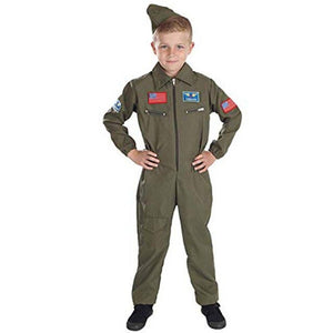 US Air Force Designed Super Pilot Jumpsuits for Kids