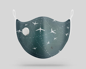 Travelling with Aircraft Designed Face Masks