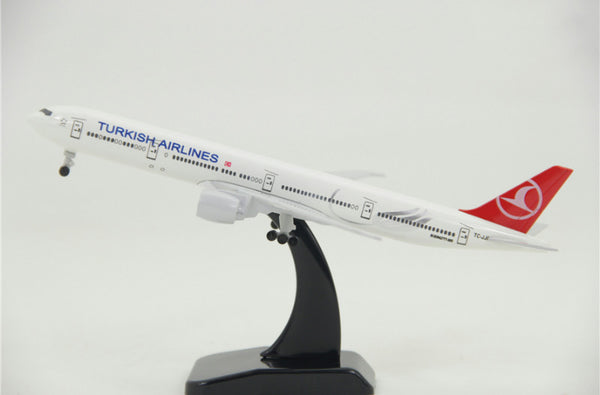 Turkish Airlines Boeing 777 Airplane Model (16CM)