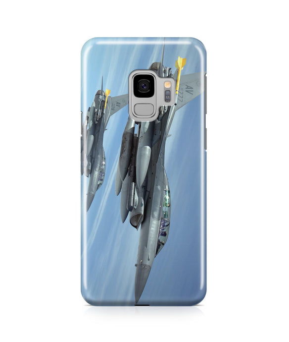 Two Fighting Falcon Printed Samsung J Cases