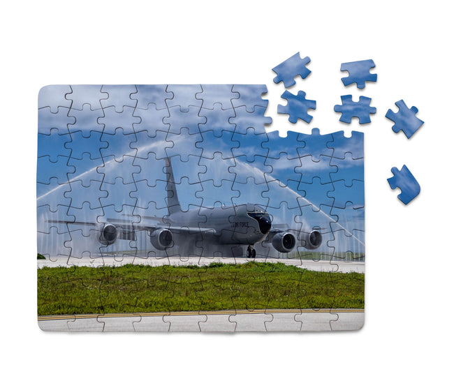 US Air Force Big Jet Printed Puzzles Aviation Shop
