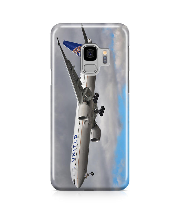 United Airways Boeing 777 Printed Samsung J Cases