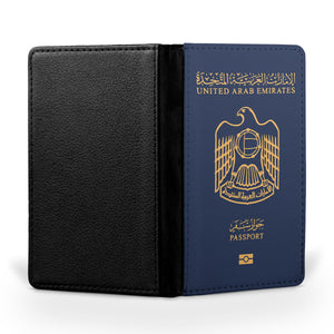 United Arab Emirates Passport Designed Passport & Travel Cases