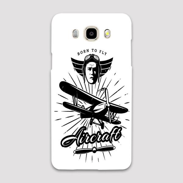 Born To Fly an Aircraft Designed Samsung C & J Cases