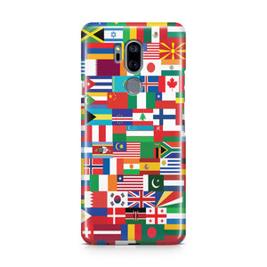 World Flags Designed LG Cases