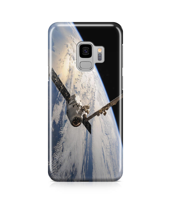 World View from Space Printed Samsung J Cases