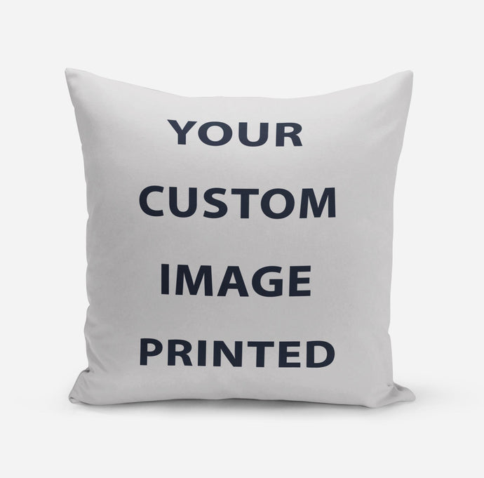 Your Custom Image Printed Pillows