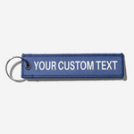Your Custom Text Designed Key Chains