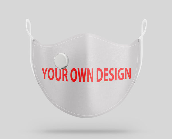 Your Custom Design / Image Designed Face Masks