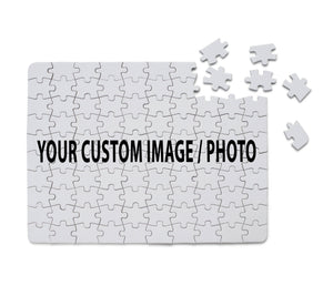 Your Custom Image / Photo Printed Puzzles Aviation Shop