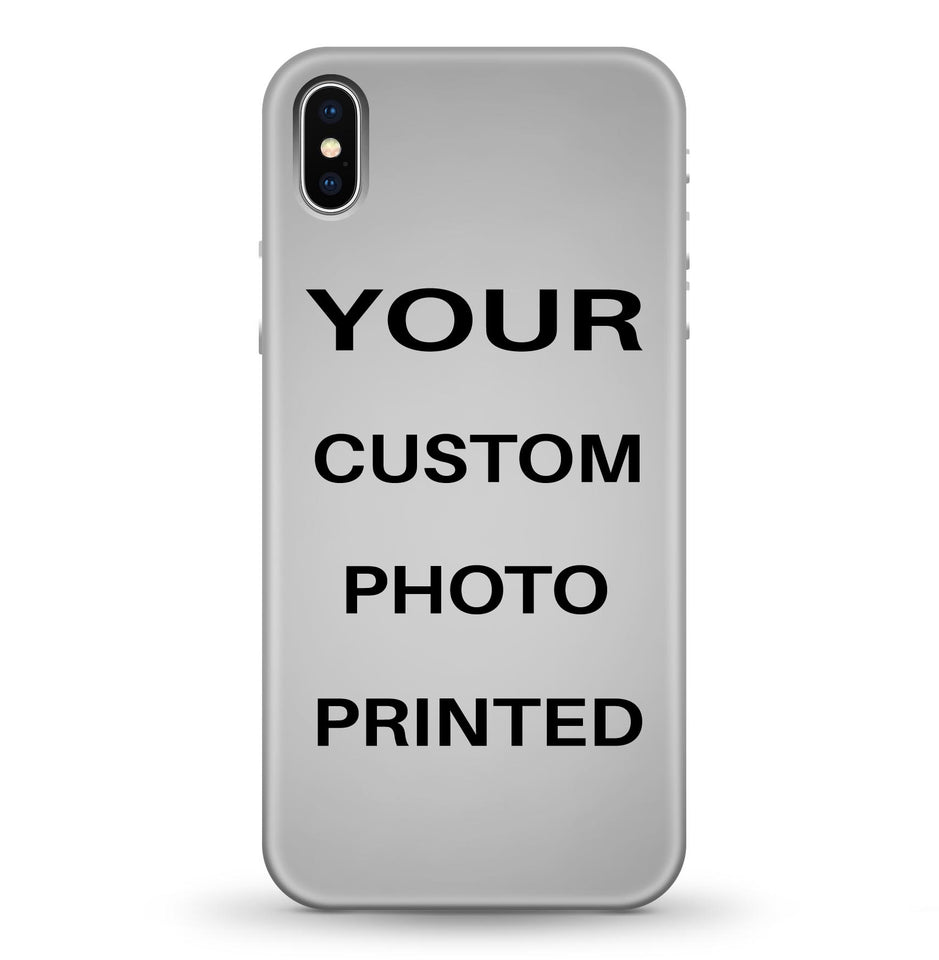 Your Custom Image / Photo Printed iPhone Cases