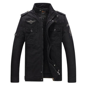 Air Force Winter Bomber Pilot Jackets