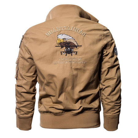 Airborne Military PILOT Cotton Bomber Jackets