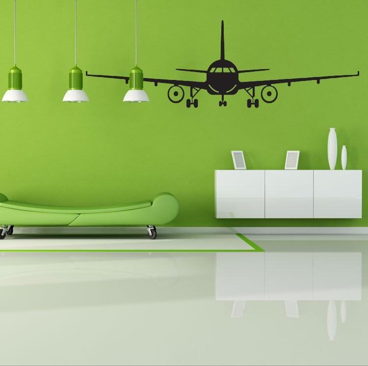 Airbus A320 Printed Wall Stickers