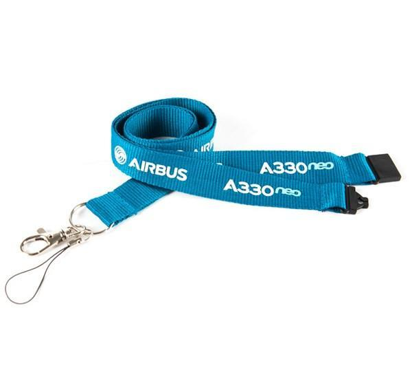Airbus A330 Neo Lanyard & ID Holder