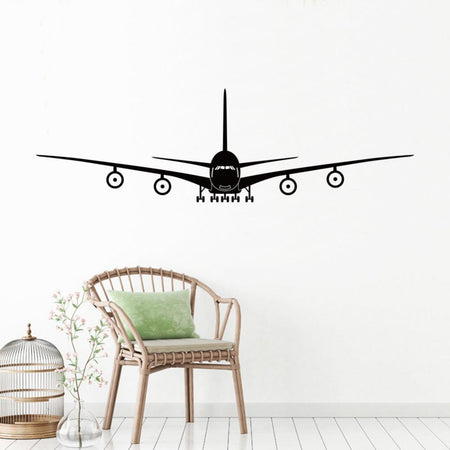 Airbus A380 Designed Wall Stickers