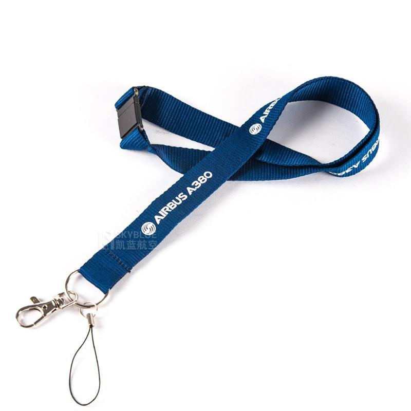 Airbus A380 Lanyard & ID Holder