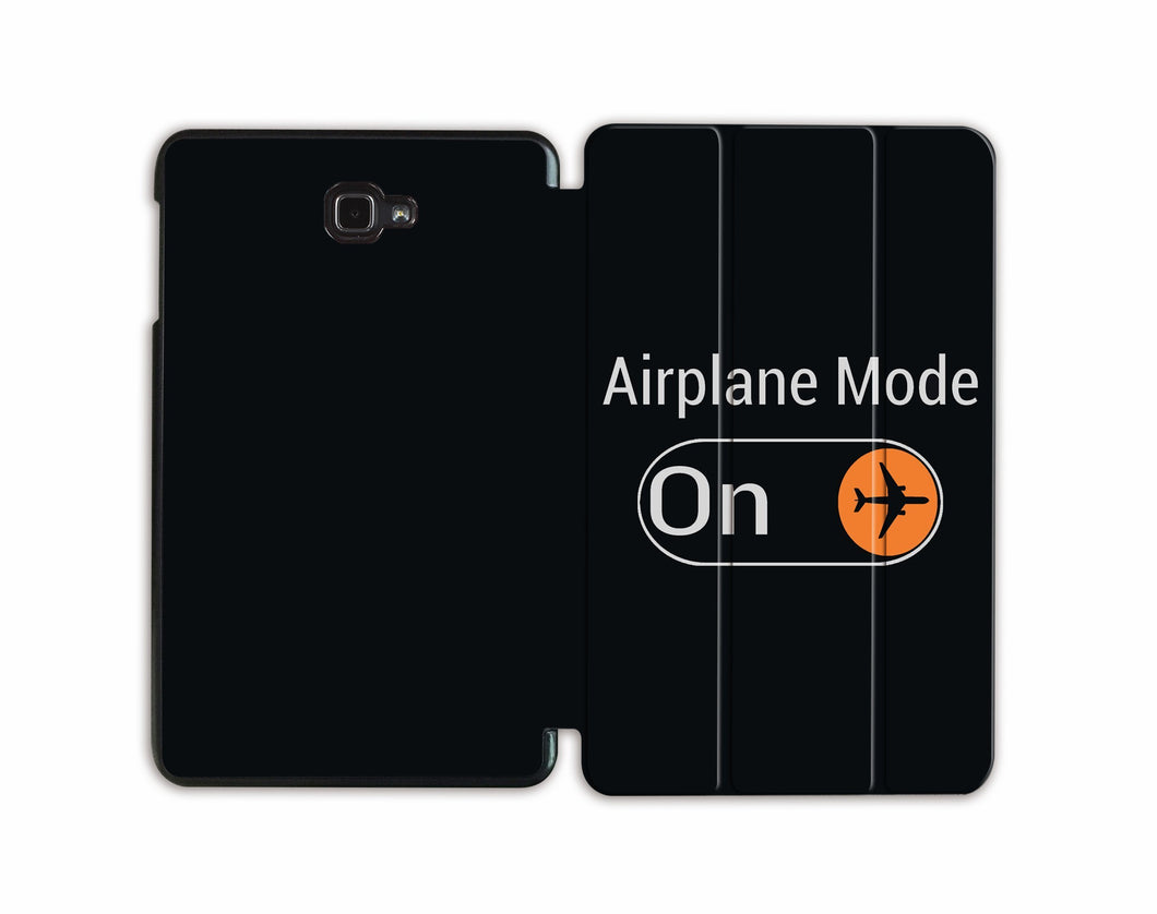 Airplane Mode On Designed Samsung Cases