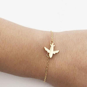 Airplane Shaped Beautiful Bracelets