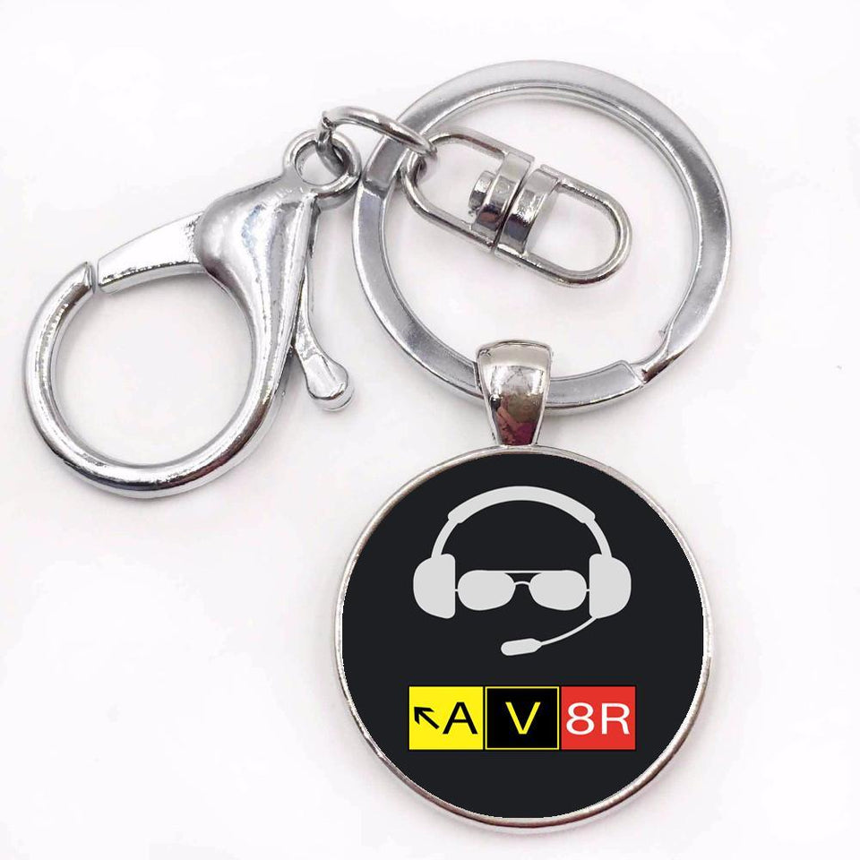AV8R Designed Key Chains