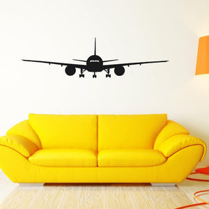 Boeing 777 Designed Wall Stickers