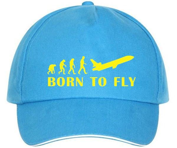Born To Fly Desgined Hats